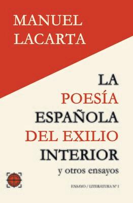 La poesía española del exilio interior