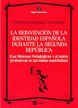 La reinvención de la identidad española durante la segunda república