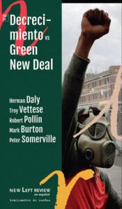 Decrecimiento vs Green new deal