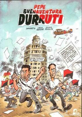 Pepe Buenaventura Durruti