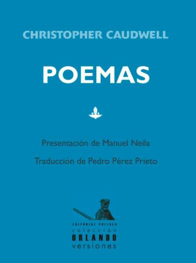Poemas, de Christopher Caudwell