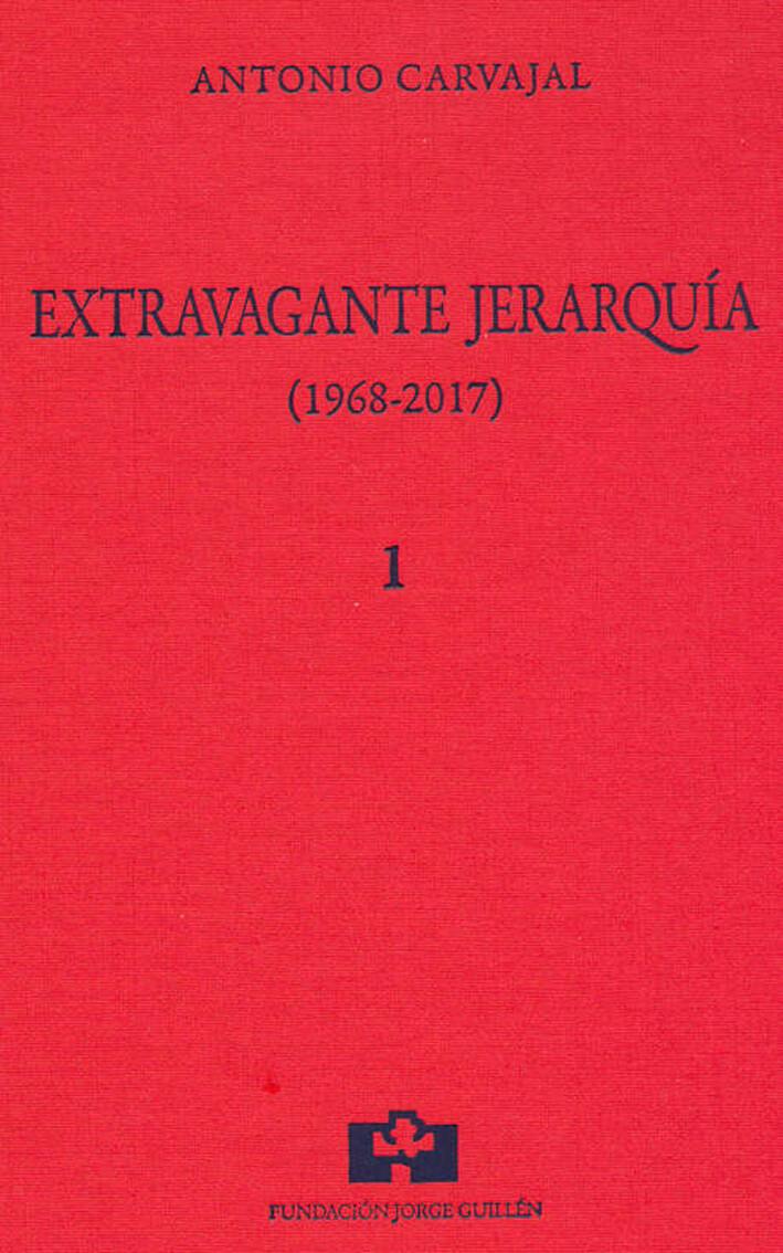 Extravagante jerarquía