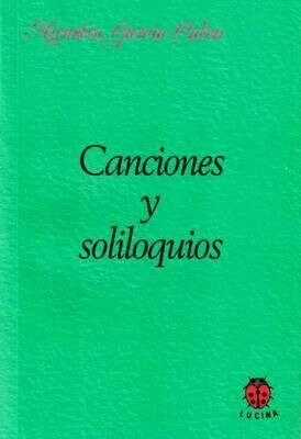 Canciones y soliloquios/Agustín García Calvo