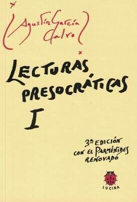 Lecturas presocráticas/ A.G.C.