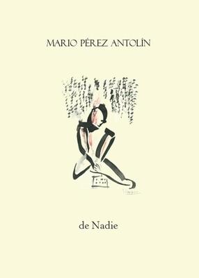 de Nadie/Mario Pérez Antolín