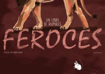 Un libro de animales FEROCES
