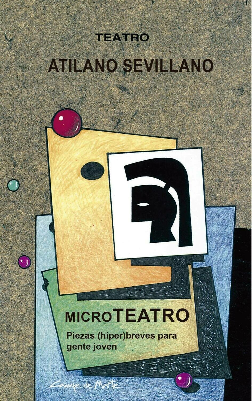 MicroTeatro piezas (hiper)breves para gente joven