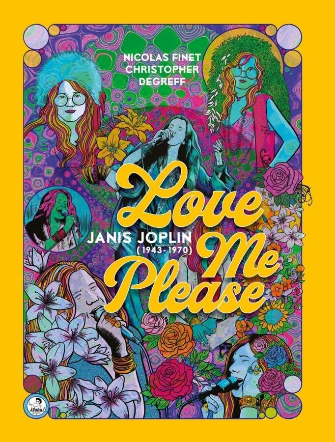 Love me please. Janis Joplin