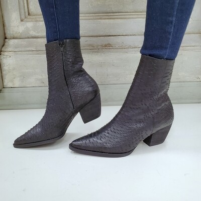 Black Caty Boot