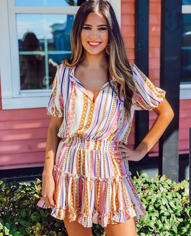 Ray Mimi Dress
