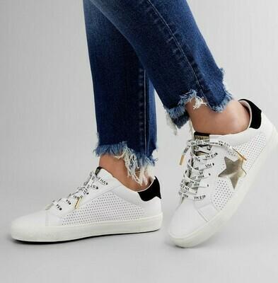 White/Gold Multi VH Sneaker