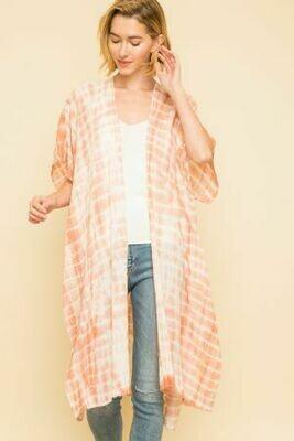 Camila Tie Die Kimono