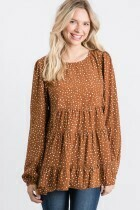 Lydia Toffee Top