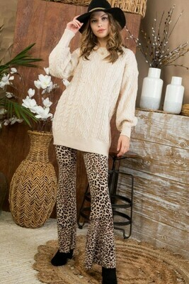 Olivia Pearled Ivory Sweater