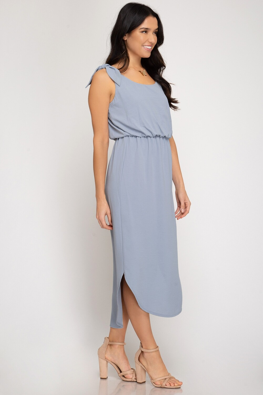Lily Blue Dress