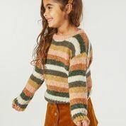 Melanie Girls Sweater