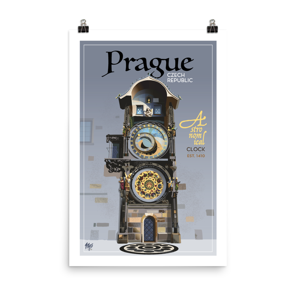 Prague's Astronomical Clock