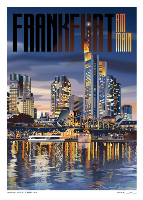 Frankfurt Nightfall