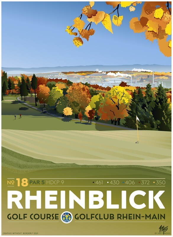 Rheinblick Golf Course