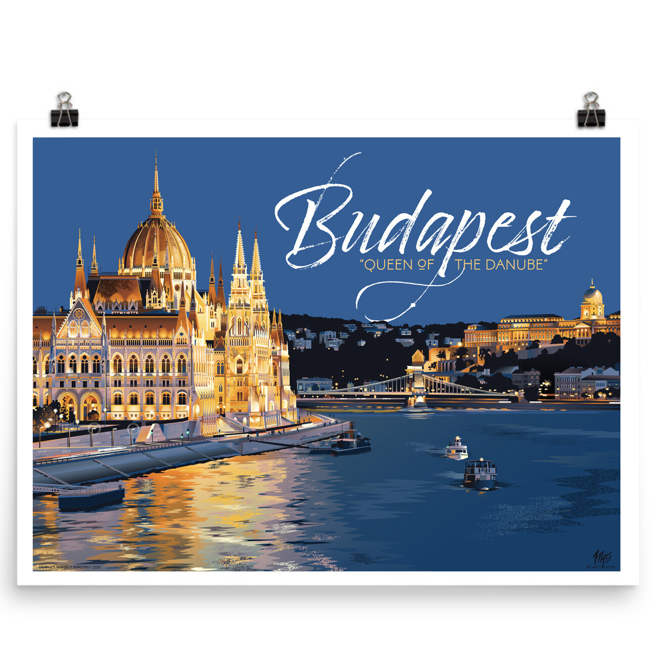 Budapest: Queen of the Danube