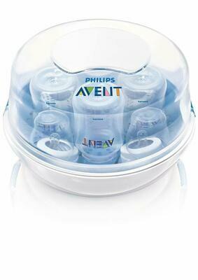 Philips Avent - Microwave Steam Steriliser - 9 Ounce