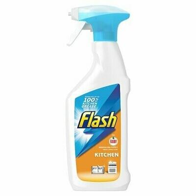 Flash Kitchen Degreaser Spray - 500ml
