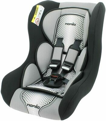 Nania Convertible Car Seat - Group 0/1/2 (0-25kg)