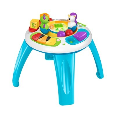 Fisher-Price Enchanted Friends Learning Table, Interactive with Music