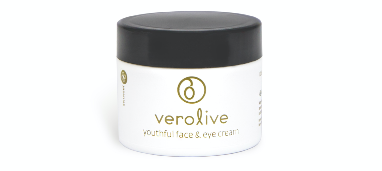 Jasmine youthful face & eye cream