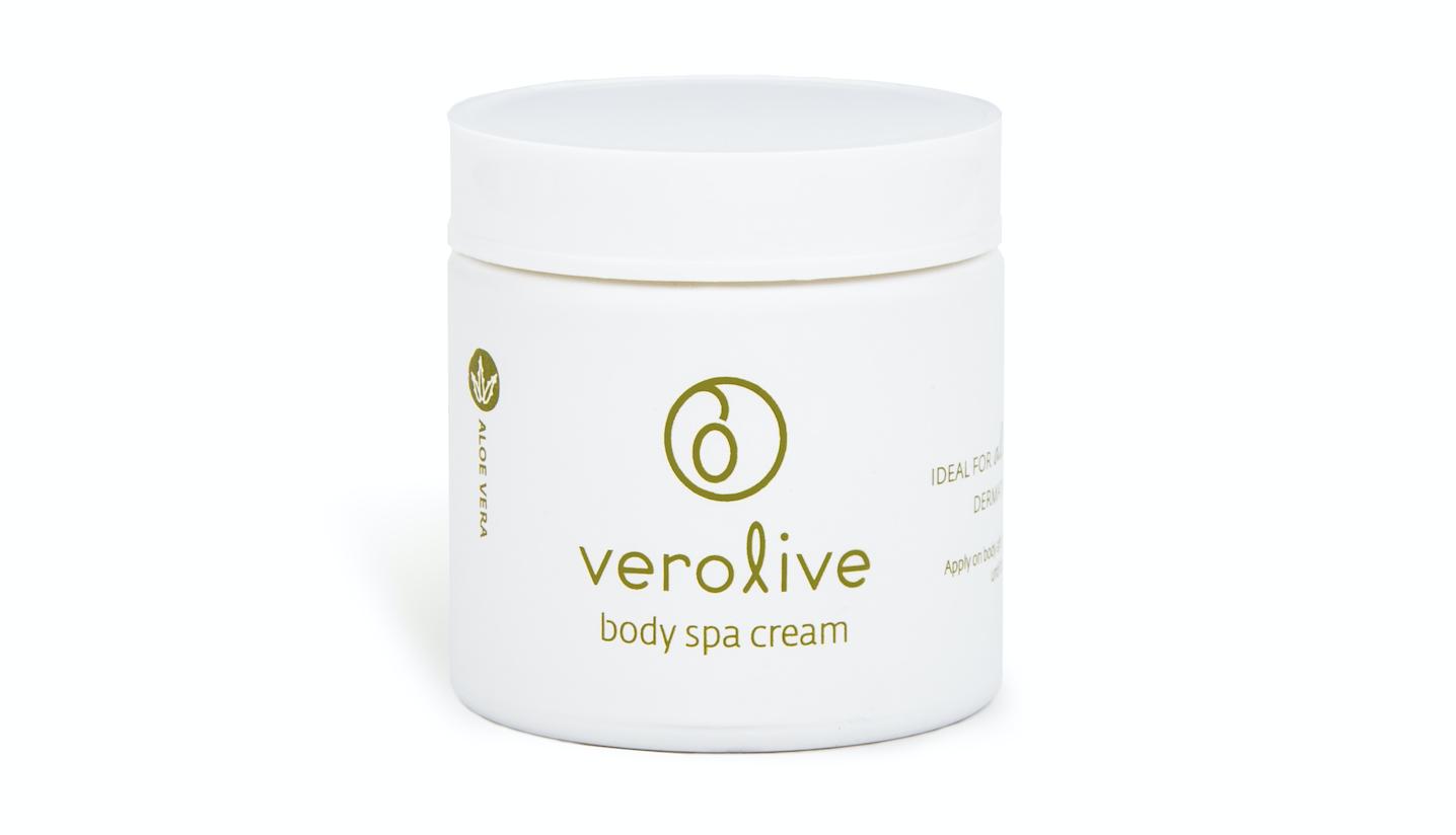 Aloe Vera body spa cream Ultra-rich