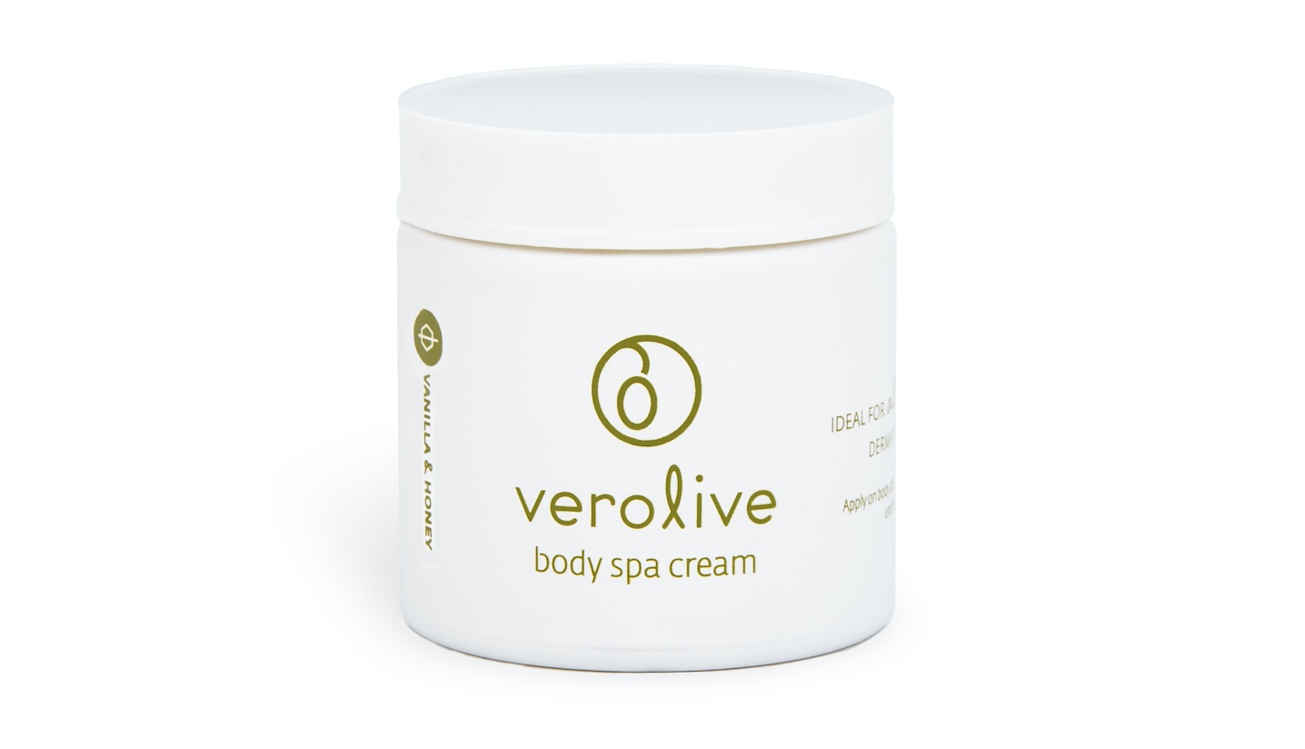 Vanilla & Honey body spa cream Ultra-rich