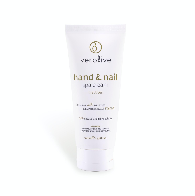 Hand & Nail spa cream