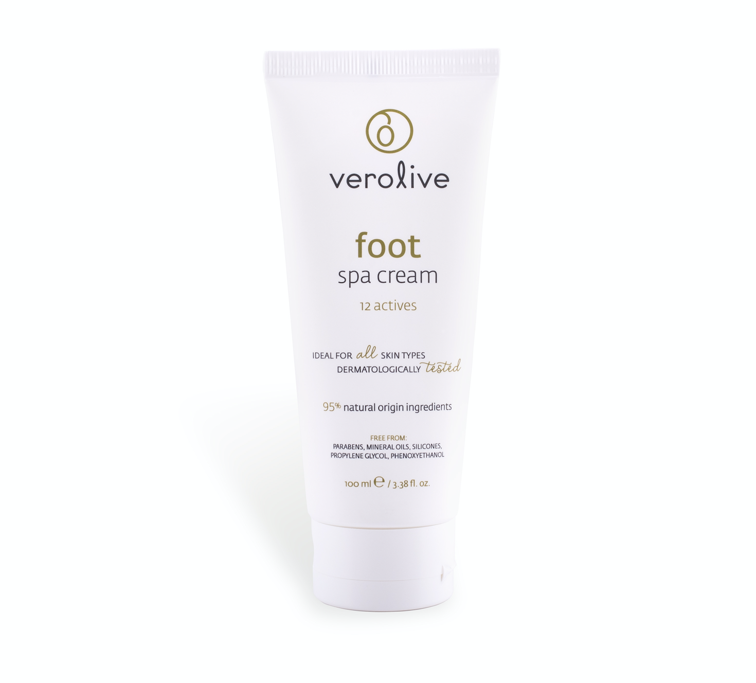 Foot spa cream