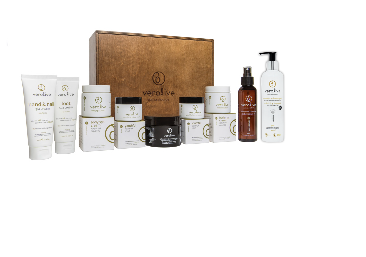 HOME SPA BOX Beauty Care 10 Products
