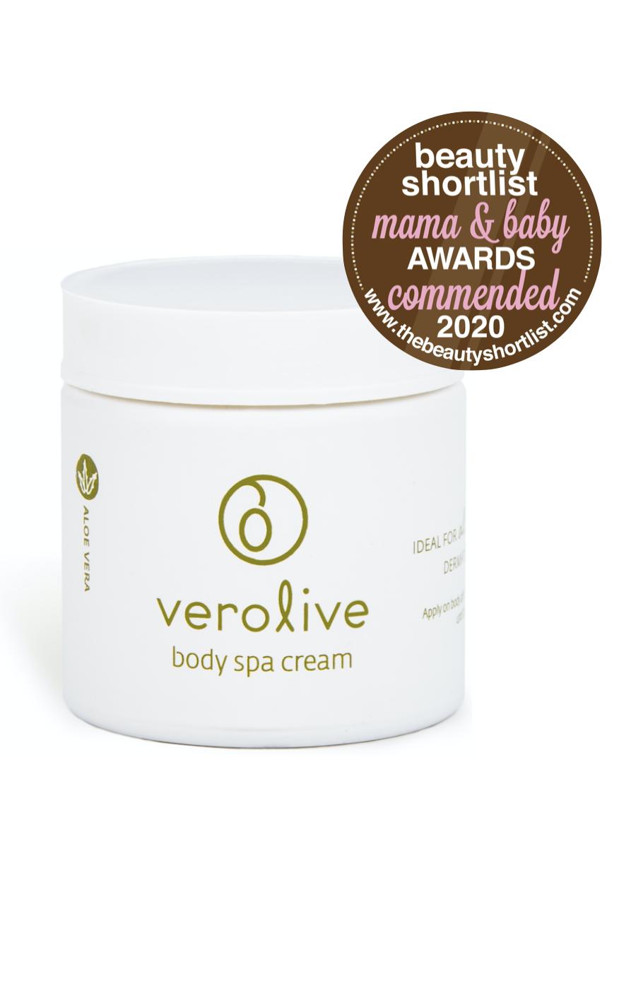 Award-Winning Aloe Vera body spa cream Ultra-rich