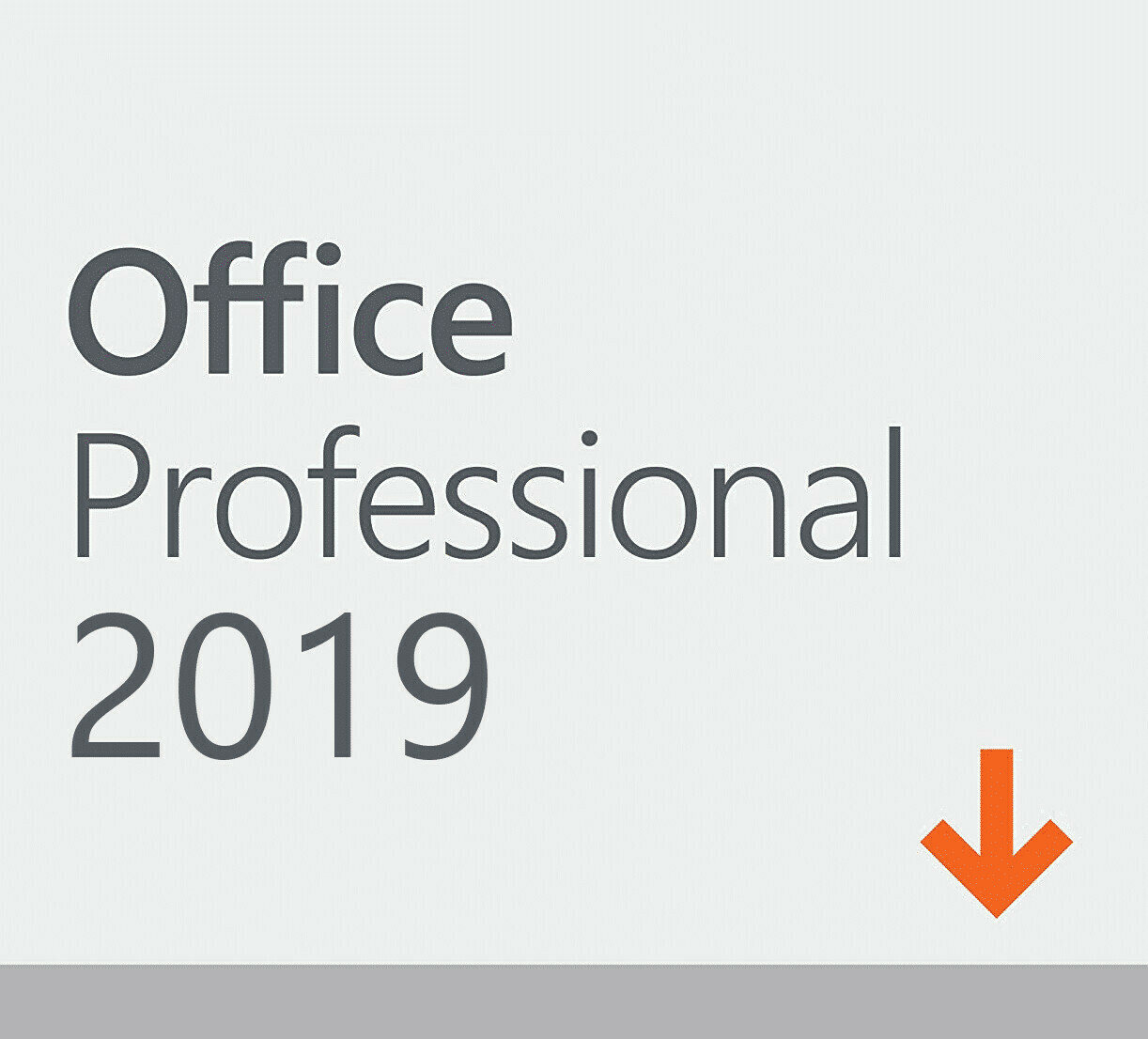 Microsoft Office 2019 Pro Professional Plus Key Digital Key Lifetime Activation 32/64 Bit With Download Link (Windows 10 Only)