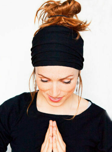 Solid colour multi-purpose seamless head wrap - Bulk