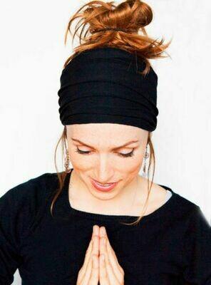 Solid colour multi-purpose seamless head wrap - Bulk