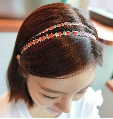 Elastic headbands