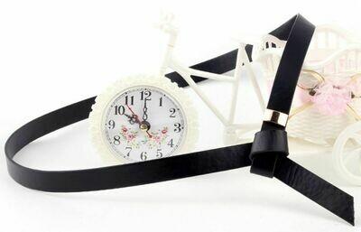 DIY tie-up belt