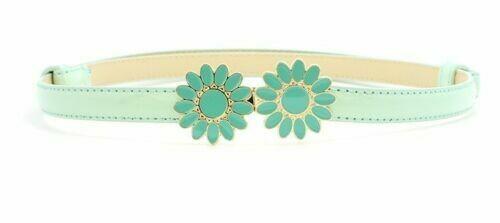 Daisy PU belt