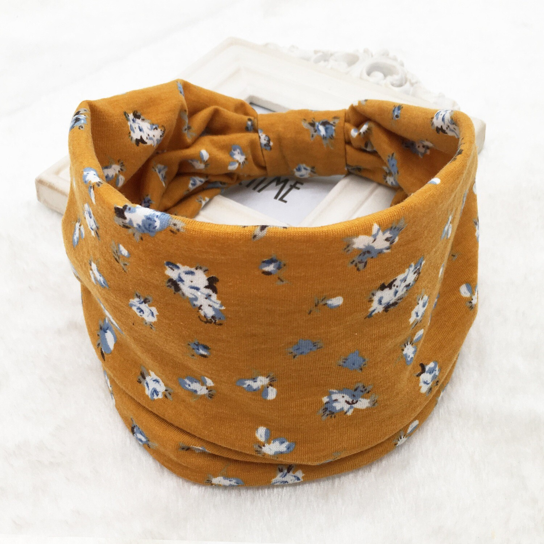 2-way bandanna headband in assorted printings