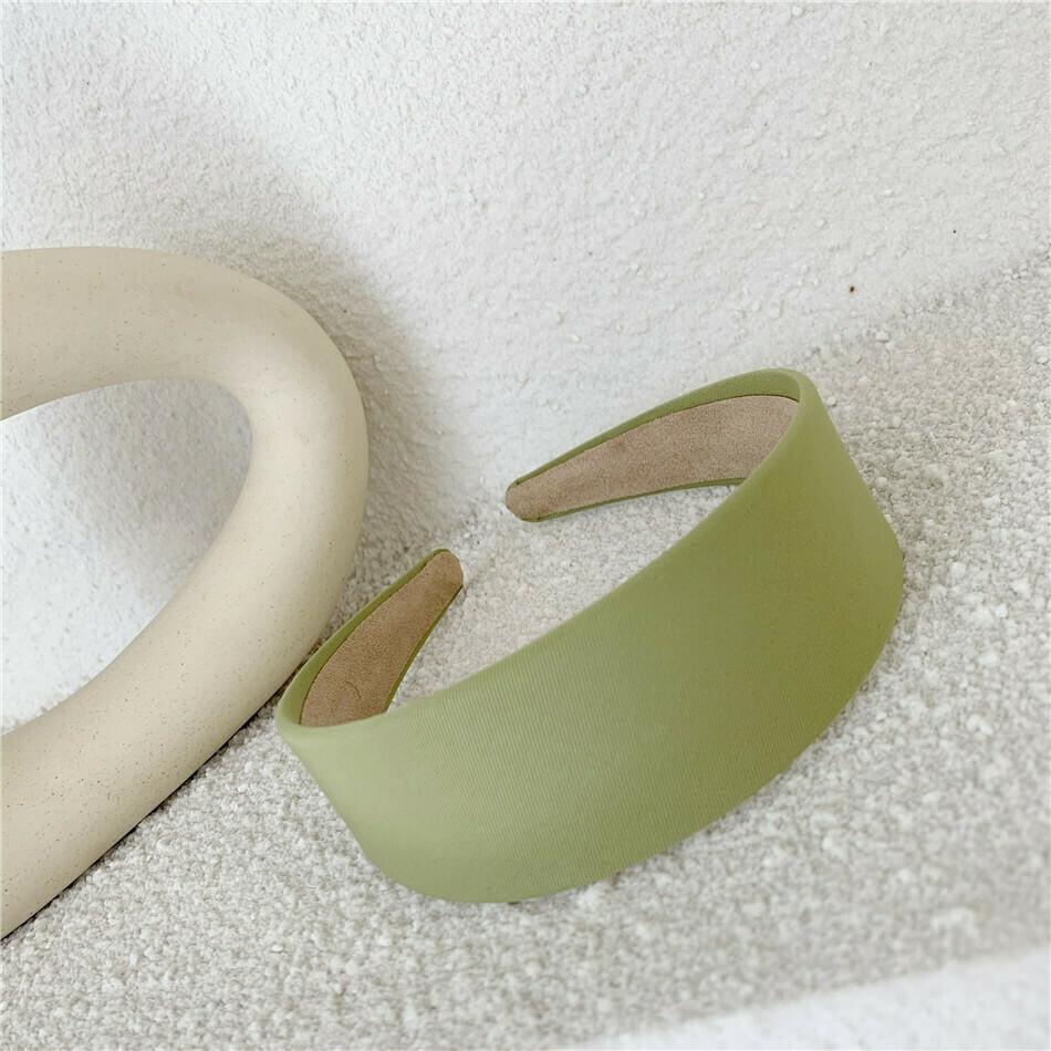 4cm-wide cotton fabric headband