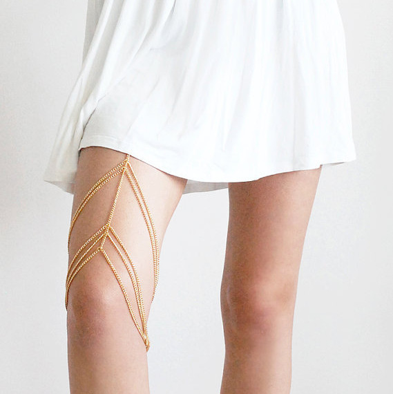 Multi-layer leg chain