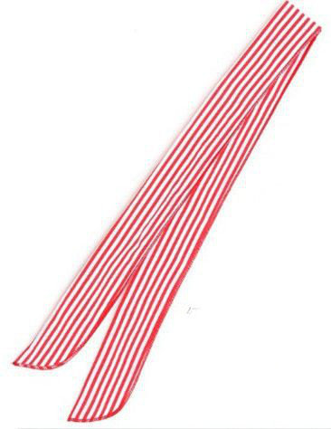 """Small strips"" twist hair scarf"