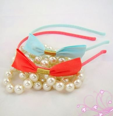 Sweet bow tie headband