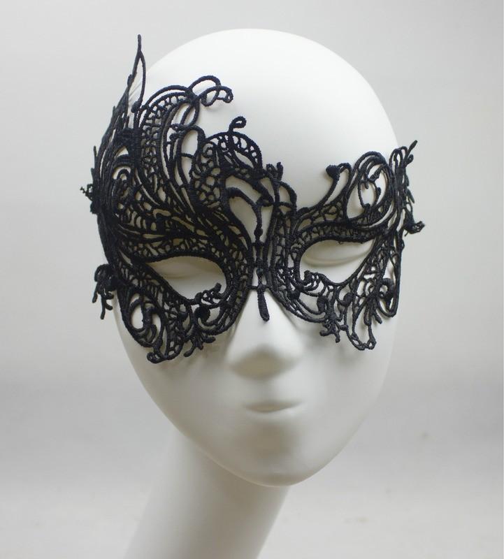 Lace eye mask #4