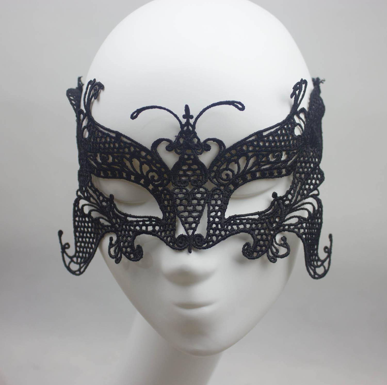 Lace eye mask #5