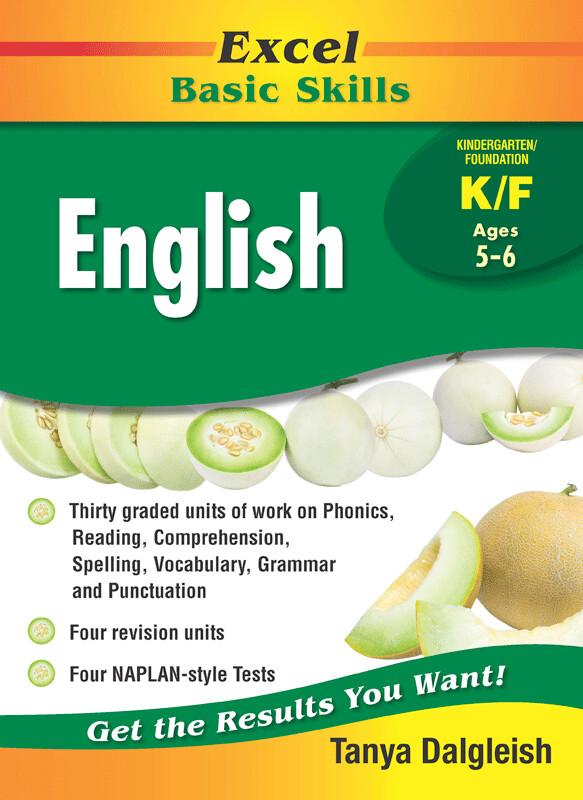 Excel Basic English K/F