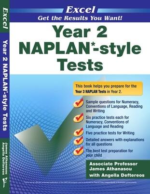 NAPLAN STYLE TEST YEAR 2